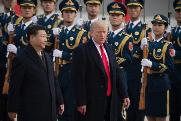 Face à la Chine, Trump tente une offensive inédite aux résultats incertains