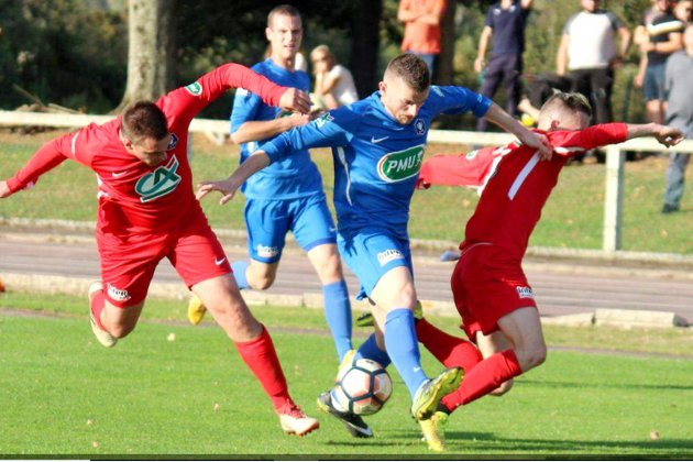 Football tous les r sultats du 5e tour de coupe de france en normandie - Resultat football coupe de france ...