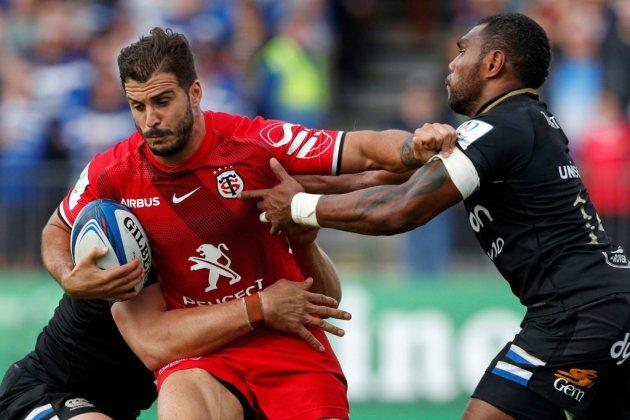 Rugby: Toulouse et le Racing lancés, Lyon cale d'entrée