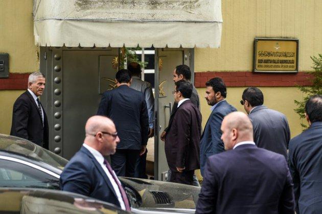 Affaire Khashoggi: le consulat saoudien à Istanbul va être fouillé