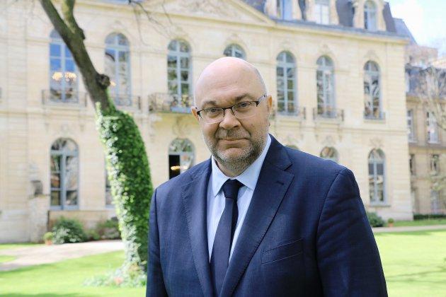 Manche: Stéphane Travert n'est plus ministre de l'Agriculture