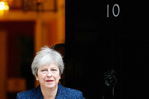 Brexit: May face à l'UE en pleine impasse dans les négociations