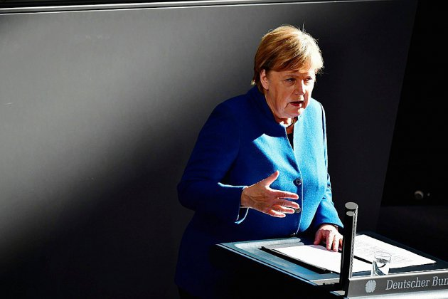 """Brexit: la possibilité d'un accord """"toujours là"""" selon Merkel"""