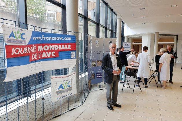 Au Havre, sensibilisation autour de l'AVC