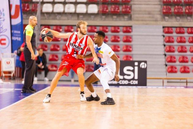 Basket (Pro B) : Rouen retrouve son antre mais s'incline devant Denain