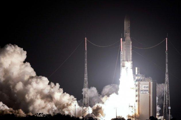 Caen. [VIDÉO] Un Ornais assiste au lancement d'une fusée Ariane 5 en Guyane