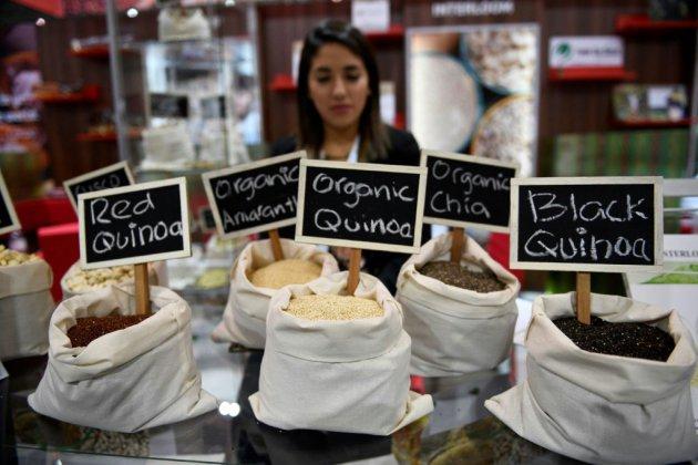 L'avenir de l'alimentation pointe le bout de son assiette au salon Sial