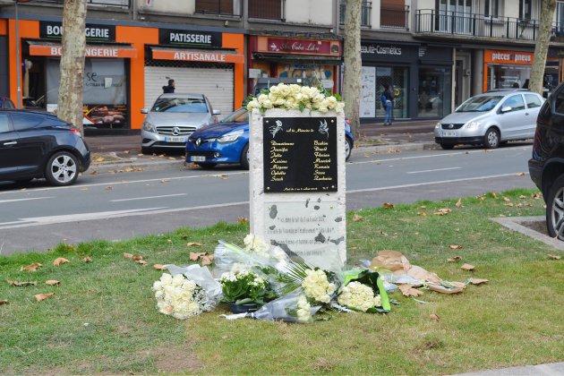 Rouen. Cuba libre à Rouen: une stèle installée en hommage aux 14 victimes