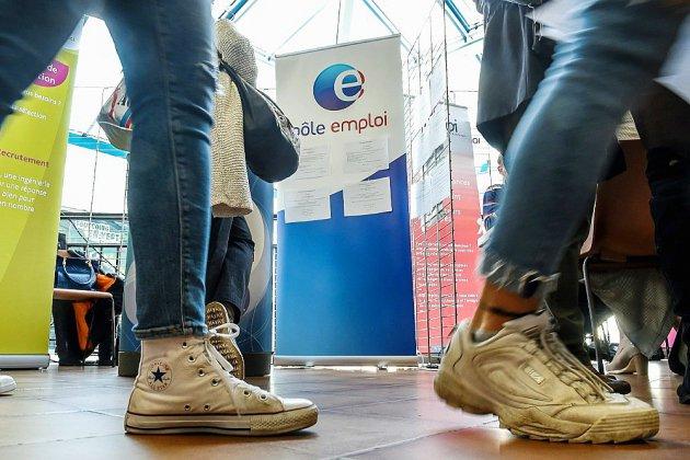 Chômage: Pôle emploi publie jeudi les chiffres du 3e trimestre