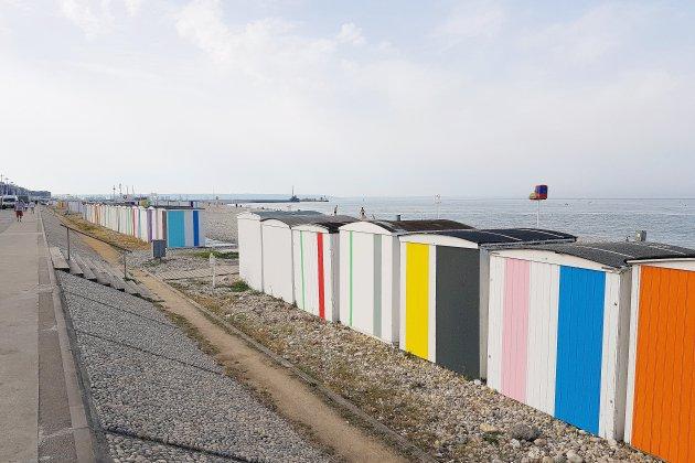 Des Food Trucks sur la plage du Havre