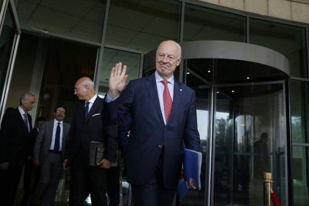 Syrie: la solution politique voulue par l'ONU bloquée par Damas