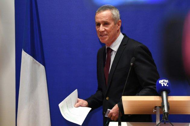 Le procureur François Molins, visage de l'antiterrorisme, nommé à la Cour de Cassation