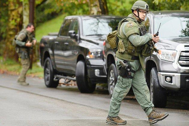 Plusieurs morts dans une fusillade dans une synagogue américaine