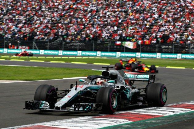 F1: Lewis Hamilton champion du monde pour la 5e fois