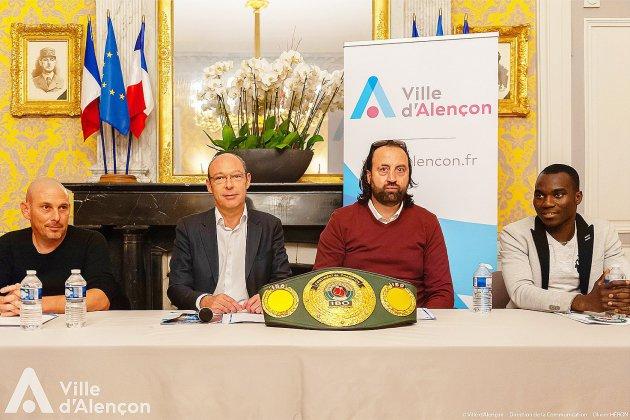 Boxe: la pépite Brice Bassolé doit briller au gala d'Alençon