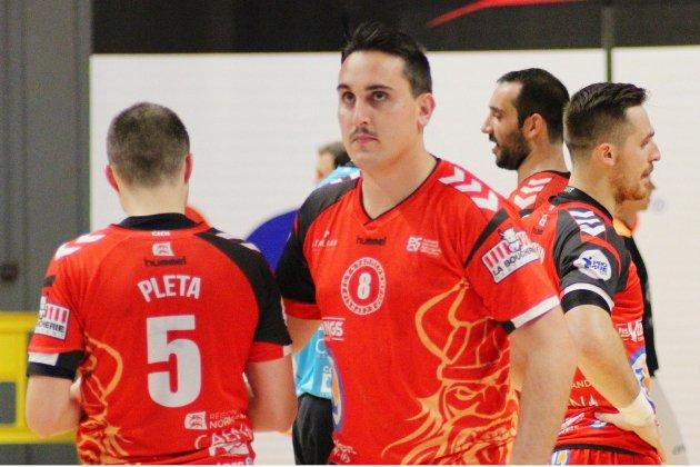 Handball (Proligue): les Vikings de Caen plongent encore un peu plus