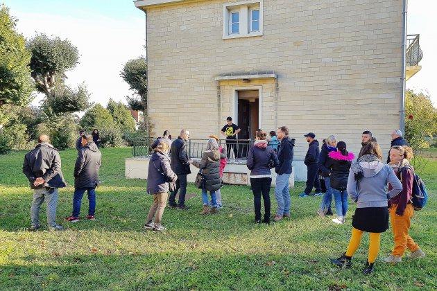 Un squat pour 80 personnes ouvre à Caen