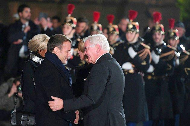 Macron en Lorraine pour saluer les Poilus... et les investisseurs