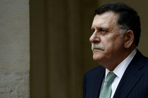 """Réunion de Palerme: le Premier ministre Sarraj réclame une """"vision commune"""" sur la Libye"""