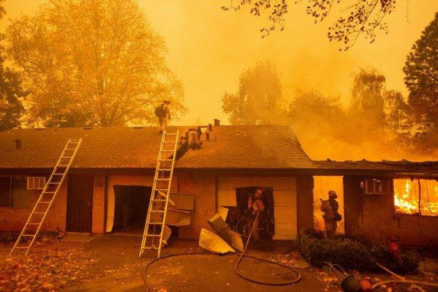 Violents incendies en Californie: au moins 9 morts, Malibu menacée