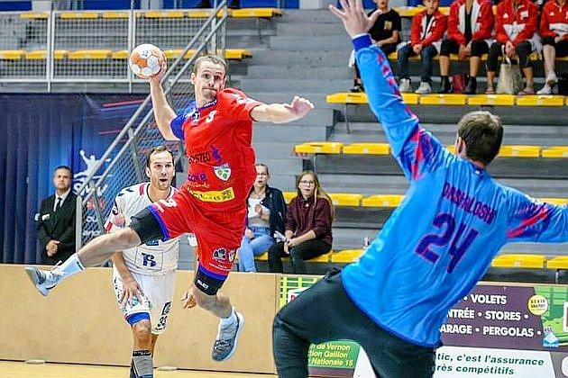 Handball (Proligue): Vernon tenu en échec par Nice