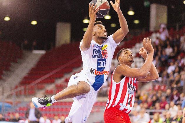Basket (Leaders Cup): le Rouen Métropole Basket battu de peu par Nancy