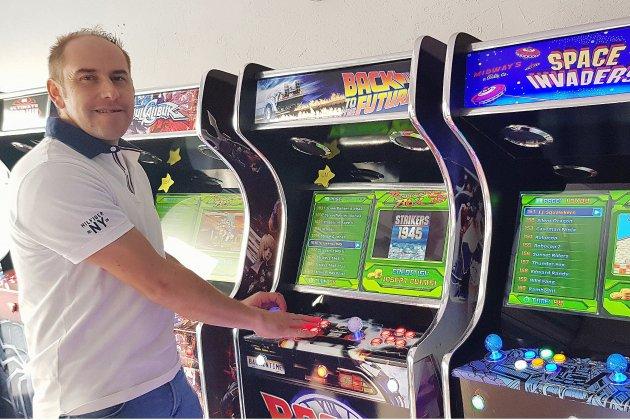 À Cherbourg, les bornes d'arcades des années 90 reprennent vie