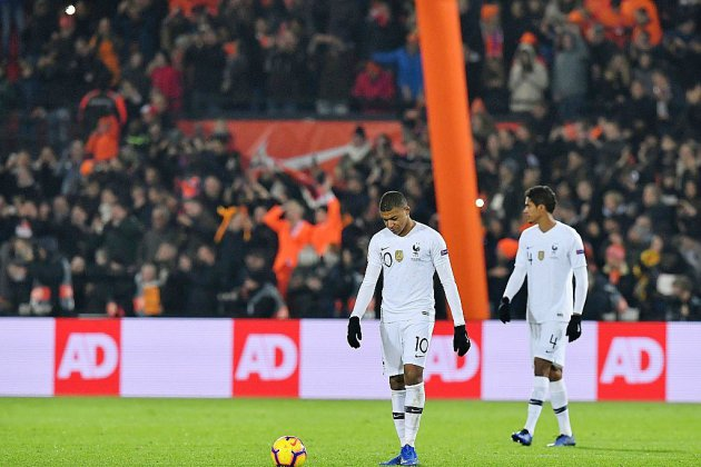 Ligue des nations - Les Bleus giflés aux Pays-Bas, la qualification s'éloigne