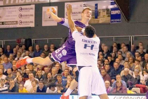 Handball (Proligue) : Cherbourg y a cru jusqu'au bout contre Créteil !