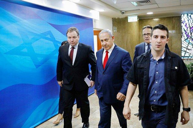 """Ultime """"tentative"""" de Netanyahu pour éviter des élections anticipées"""