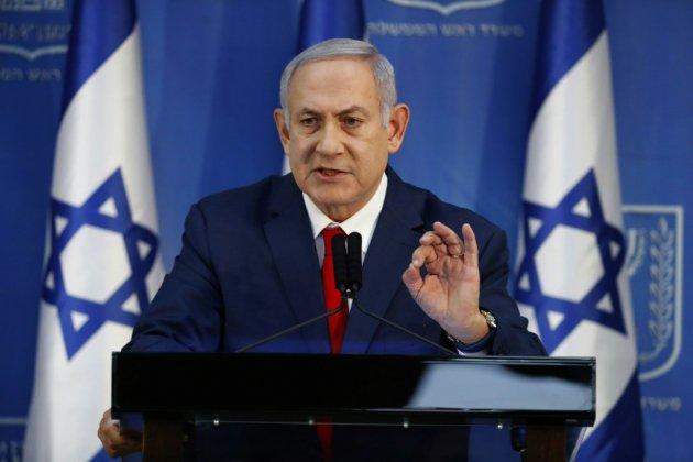 """Netanyahu juge """"irresponsable"""" d'appeler à des  élections anticipées"""