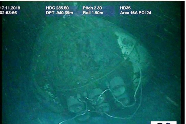 Découverte du sous-marin argentin: place à l'enquête