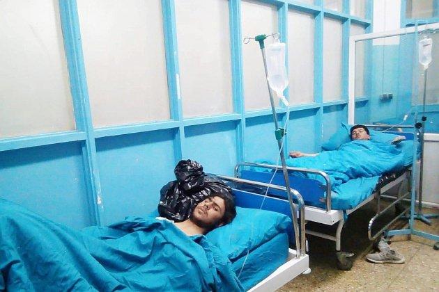 Au moins 43 morts dans un attentat-suicide pendant un rassemblement religieux à Kaboul