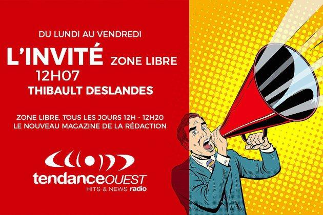 Condé-sur-Vire. Zone Libre: Laurent Pien, maire de Condé sur Vire, invité de la rédaction.