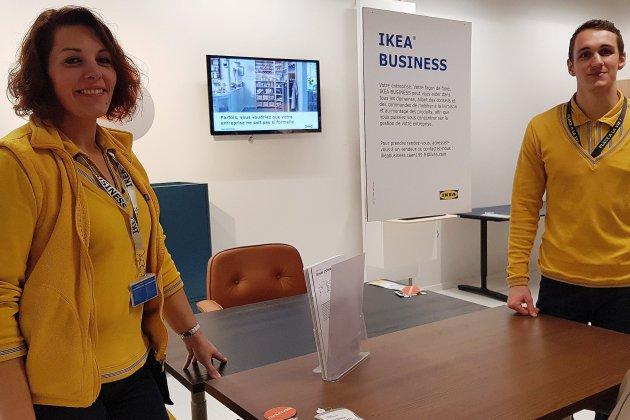 Caen Travaux à Caen Ikea Part à La Conquête Des