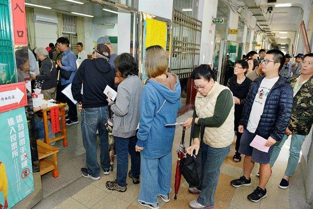 Les Taïwanais aux urnes pour des élections test