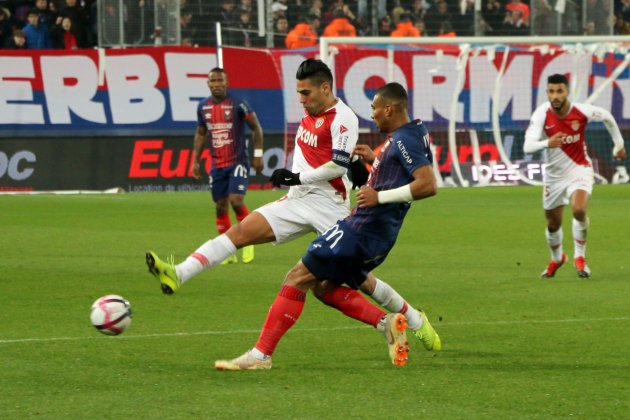 Football (Ligue 1) : battu par Monaco, Caen poursuit sa glissade