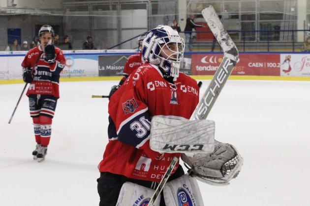 Hockey sur Glace (Division 1) : les Drakkars de Caen malheureux contre Neuilly