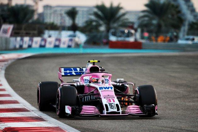 Hamilton en pole, Stoffel Vandoorne éliminé en Q1 — GP Abou Dhabi