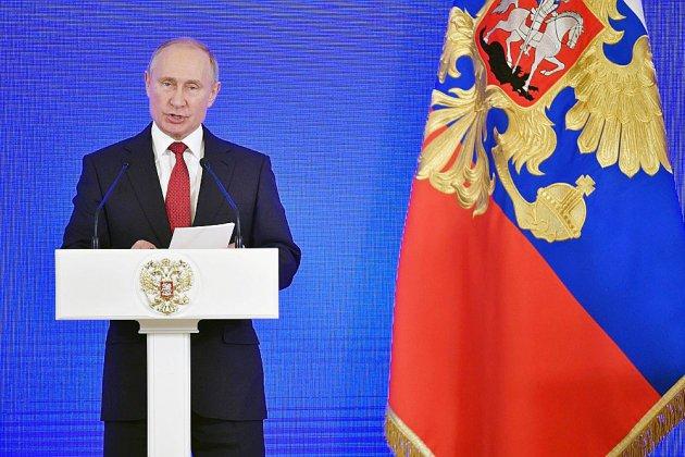 """Loi martiale en Ukraine : la Russie met en garde contre tout acte """"irréfléchi"""""""