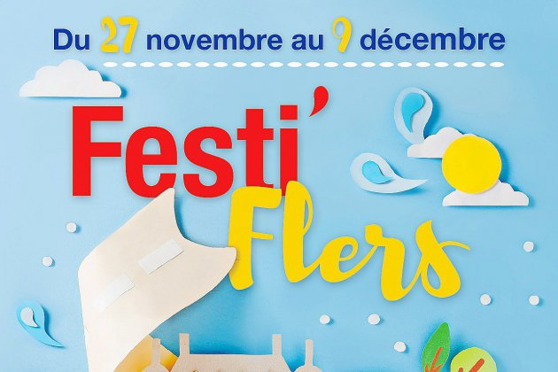 L'opération Festi-Flers a démarré ce mardi dans toute la ville