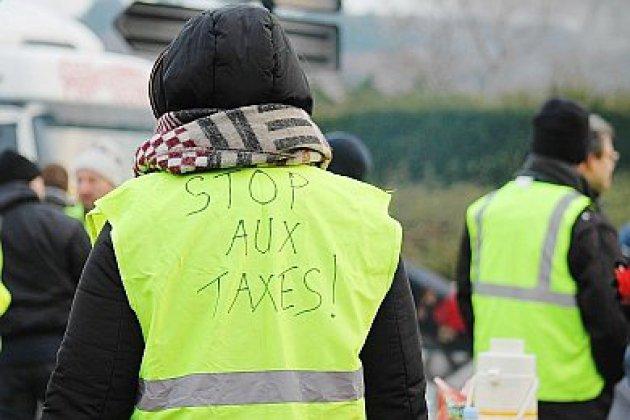 Gilets jaunes (11e jour): le point en Seine-Maritime