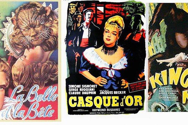 096271308a1 Caen   un collectionneur vend aux enchères près de 300 affiches de cinéma