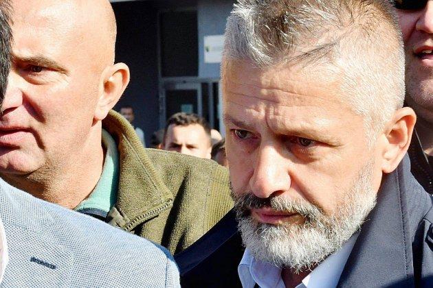 """Bosnie: Oric, le """"défenseur de Srebrenica"""" à l'heure du verdict"""
