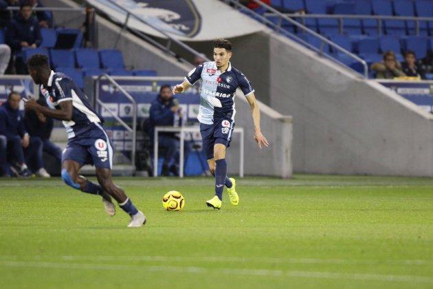 Le-Havre. Football (Ligue 2): Accroché par Auxerre, Le Havre fait du surplace