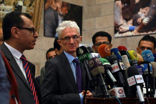"""Le Yémen en guerre au bord d'une """"catastrophe majeure"""", prévient l'ONU"""