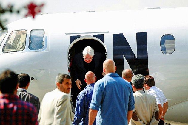 Yémen: l'émissaire de l'ONU à Sanaa avant des négociations en Suède