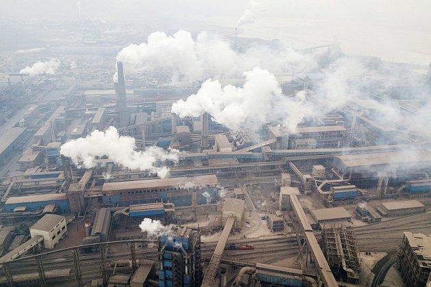 """Loin des objectifs climat, les émissions de CO2 """"dérapent"""""""