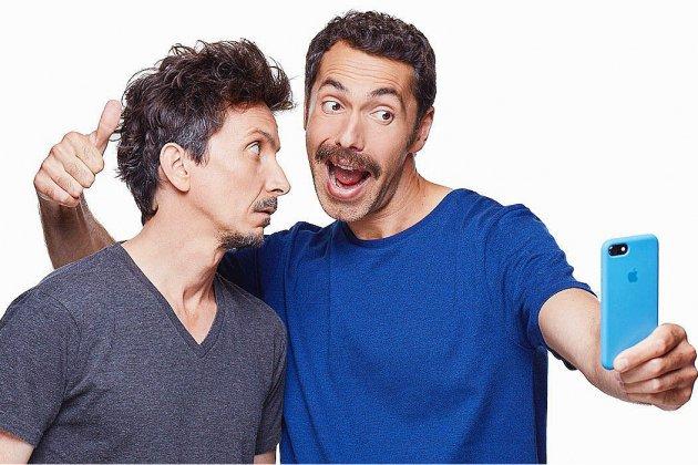 Ben et Arnaud Tsamere: les deux humoristes sur scène près de Rouen