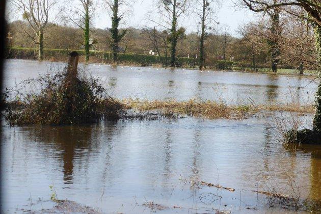 Sept communes de Normandie reconnues en état de catastrophe naturelle